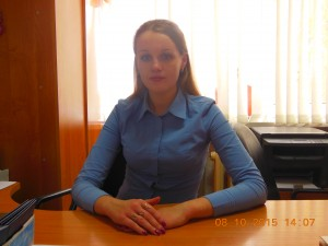 Данилова Екатерина Владимировна - Диспетчер деканата