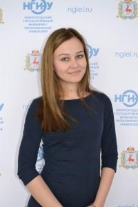 Никонова Ксения Андреевна - Диспетчер деканата